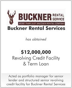 Buckner Rental Services