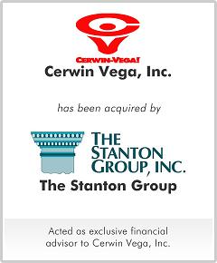 Cerwin Vega, Inc.