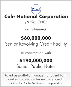 Cole National Corporation