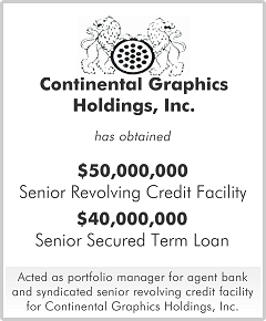 Continental Graphics Holdings Inc.