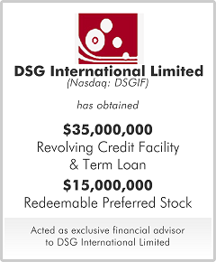 DSG International Limited