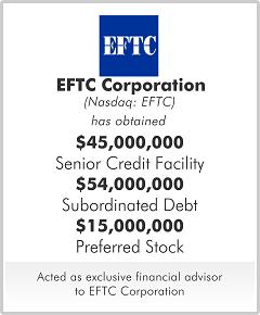 EFTC Corporation