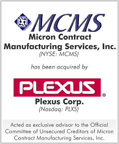 Micron Contract Manufacturing Services, Inc.