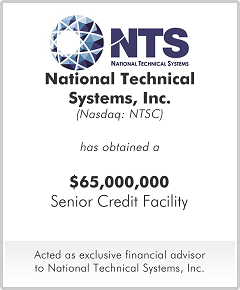 National Technical Systems