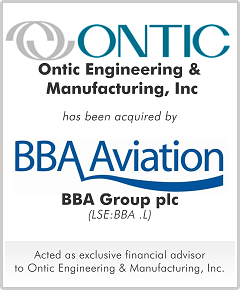 Ontic Engineering & Manufacturing, Inc.