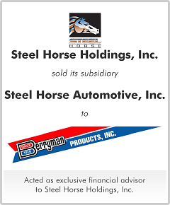 Steel Horse Automotive, Inc.