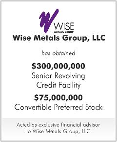 Wise Metals Group, LLC